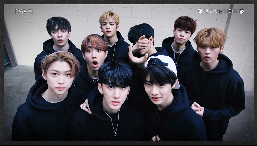 "Stray Kids(스트레이 키즈) ""YAYAYA"" Fan Featuring Guide Video"
