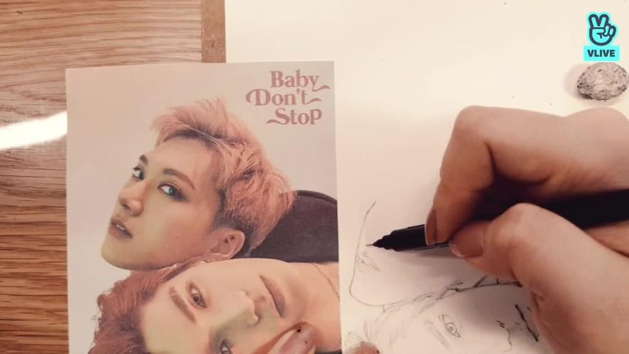 오늘 밤 너의 꿈 속에서 만나♡Baby Don't Stop♡NCT U 태용x텐