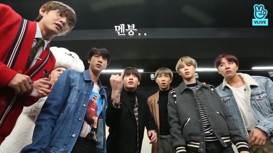 V LIVE - Run BTS! 2018 - EP 44