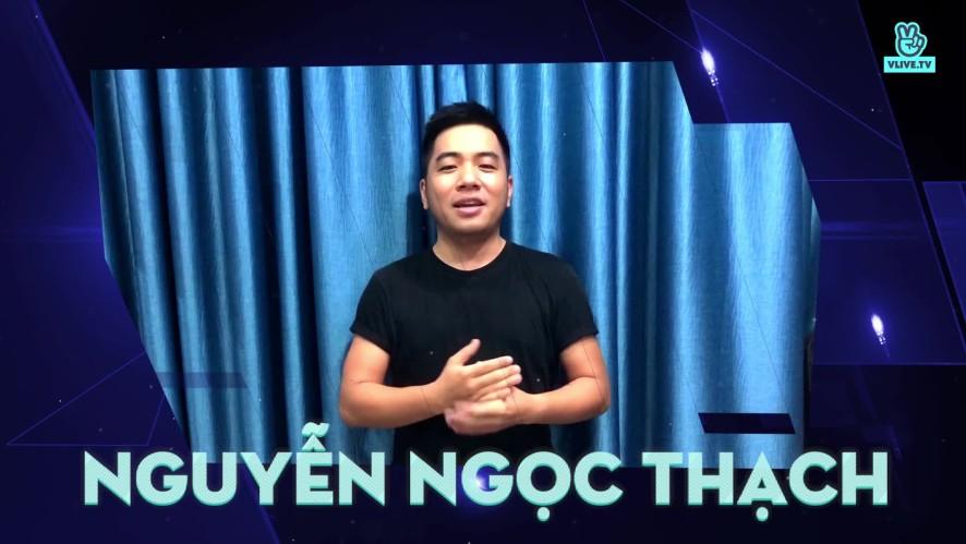 Tham gia chương trình V LIVe Creators Audition cùng Nguyễn Ngọc Thạch