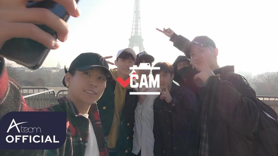 VCAM(브이캠) EP.27_VAV의 에펠탑 나들이(VAV at Eiffel Tower)