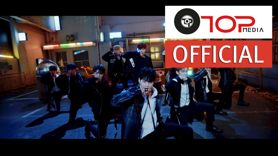 UP10TION(업텐션)_CANDYLAND Teaser (Action Film)