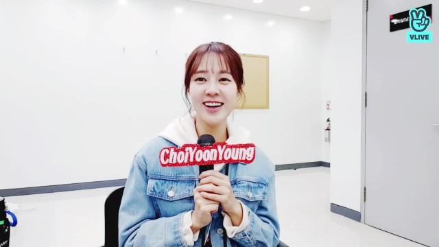 다시 어서오세요!!! 윤영이 라이브♡