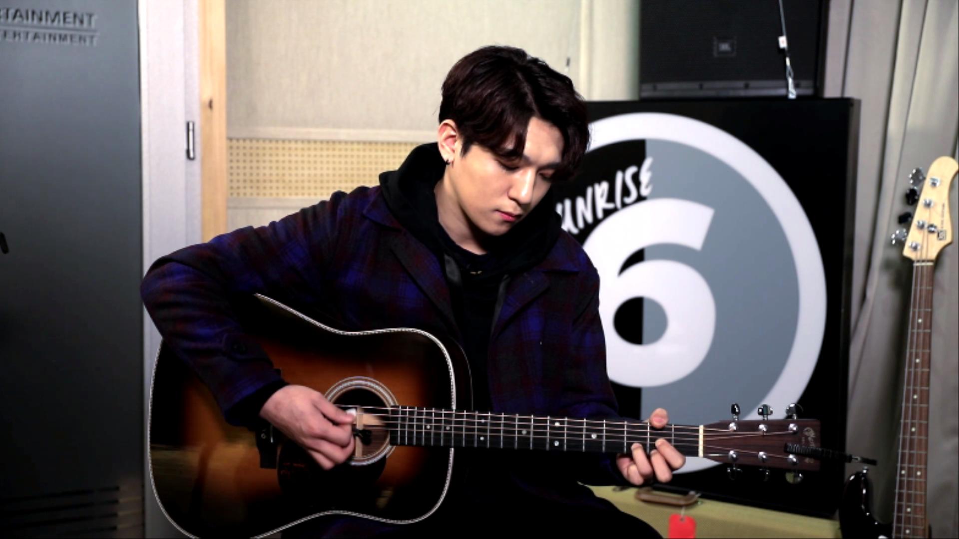 DAY6(데이식스) 내 악기를 소개합니다 #1 성진