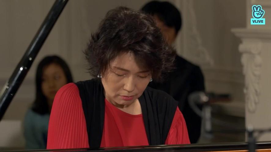 [V살롱] 피아니스트 백혜선 - F. Listz : Reminiscences de Don Juan, S.418