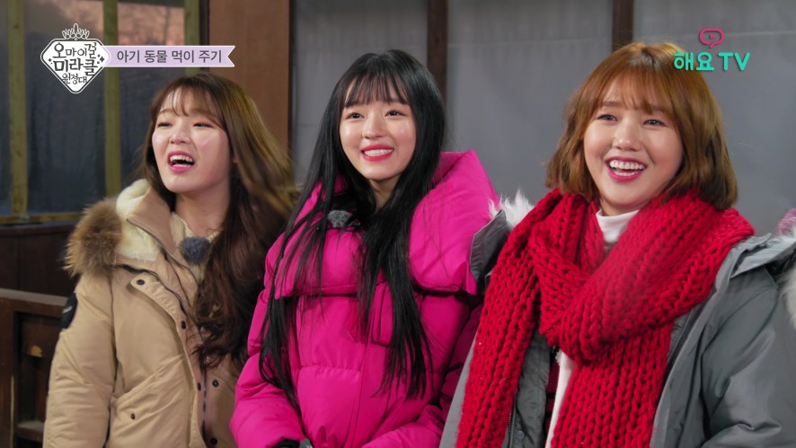 [FULL] EP 7. OH MY GIRL - 오마이걸 미라클원정대(OH MY GIRL MIRACLE EXPEDITION)