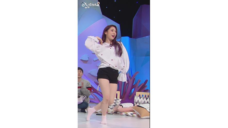 [안녕하세요 깜짝선물♥] 우주소녀 연정 세로캠 - 꿈꾸는 마음으로
