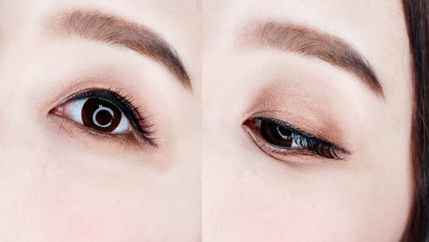 2 ways on how to apply false lashes for beginners