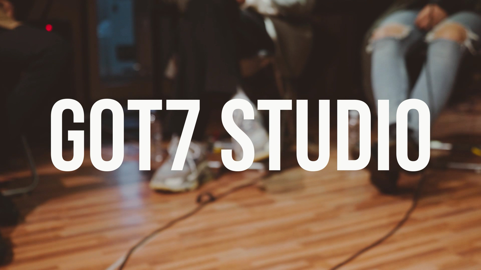 [GOT7 STUDIO] Teaser Video