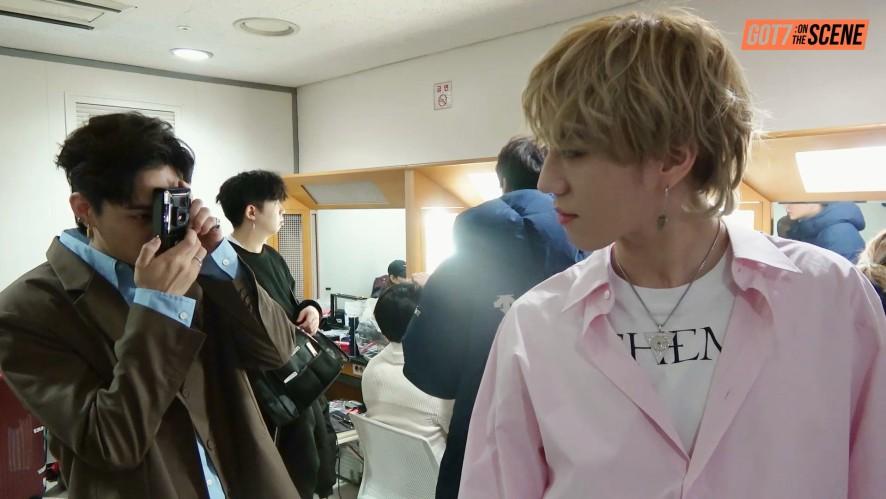 "[GOT7:On the Scene] EP 07. 갓세븐 온에어 (""고마워"" Ver.)"
