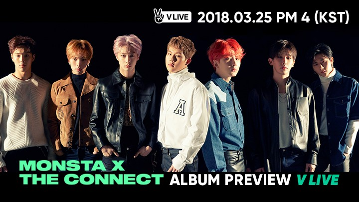 [MONSTA X] THE CONNECT : DEJAVU ALBUM PREVIEW