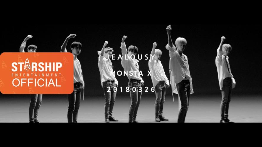 [Teaser] 몬스타엑스(MONSTA X) - JEALOUSY