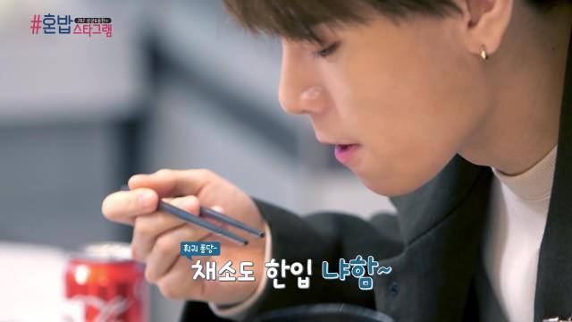 [혼밥스타그램 21회 예고] 중국요리 마스터 김상균선생 #타칭? #자칭?! #불안