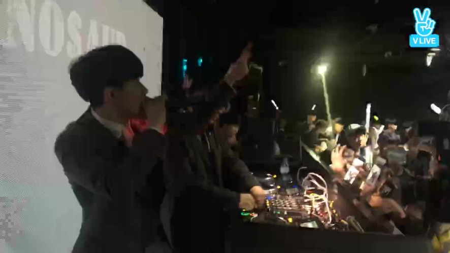 이석철 (DJ Dinosaur) Debut as a DJ