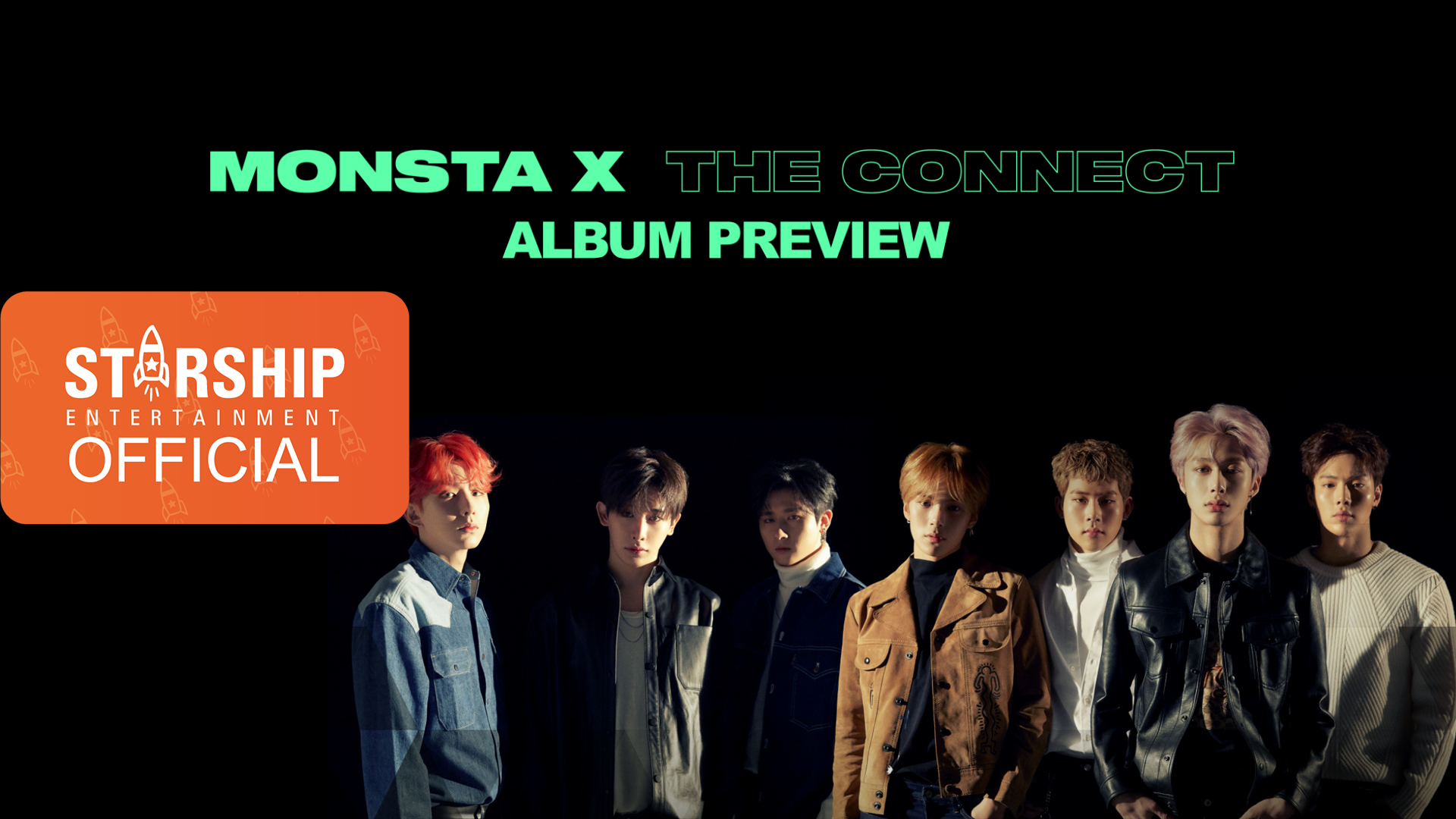 [Preview] 몬스타엑스(MONSTA X) - The 6th Mini Album 'THE CONNECT'