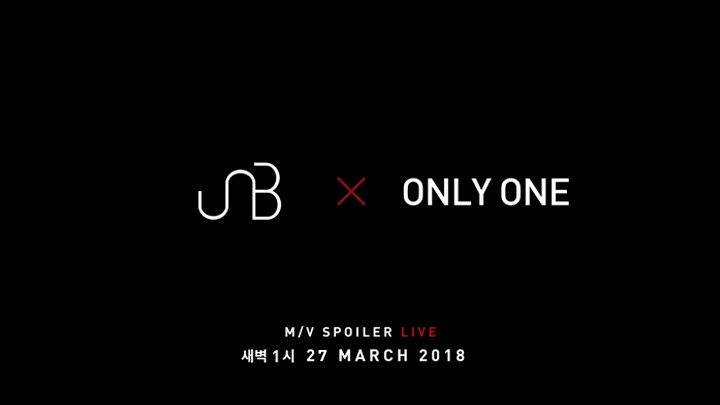 UNB X ONLY ONE - M/V SPOILER LIVE