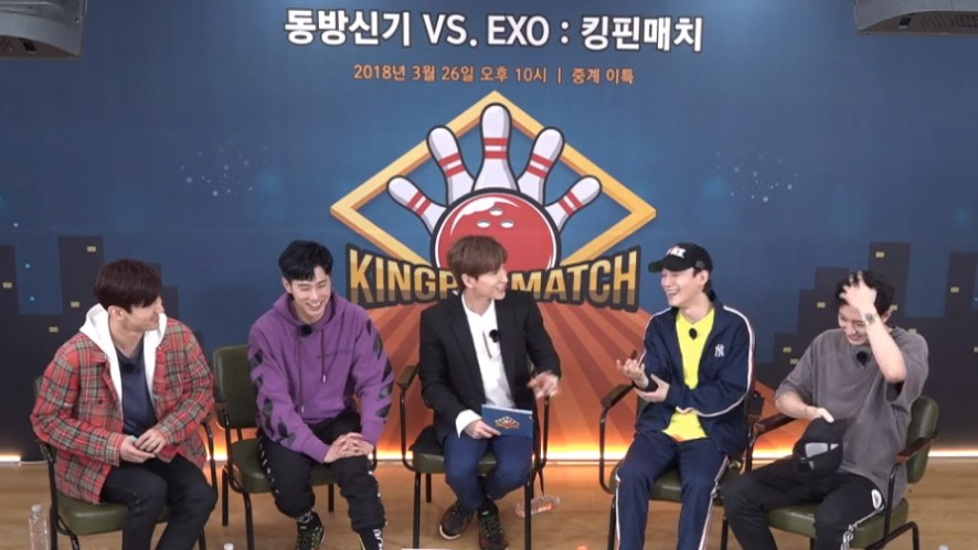 [FULL] 동방신기 VS. EXO : 킹핀 매치 (TVXQ! VS. EXO Kingpin Match)