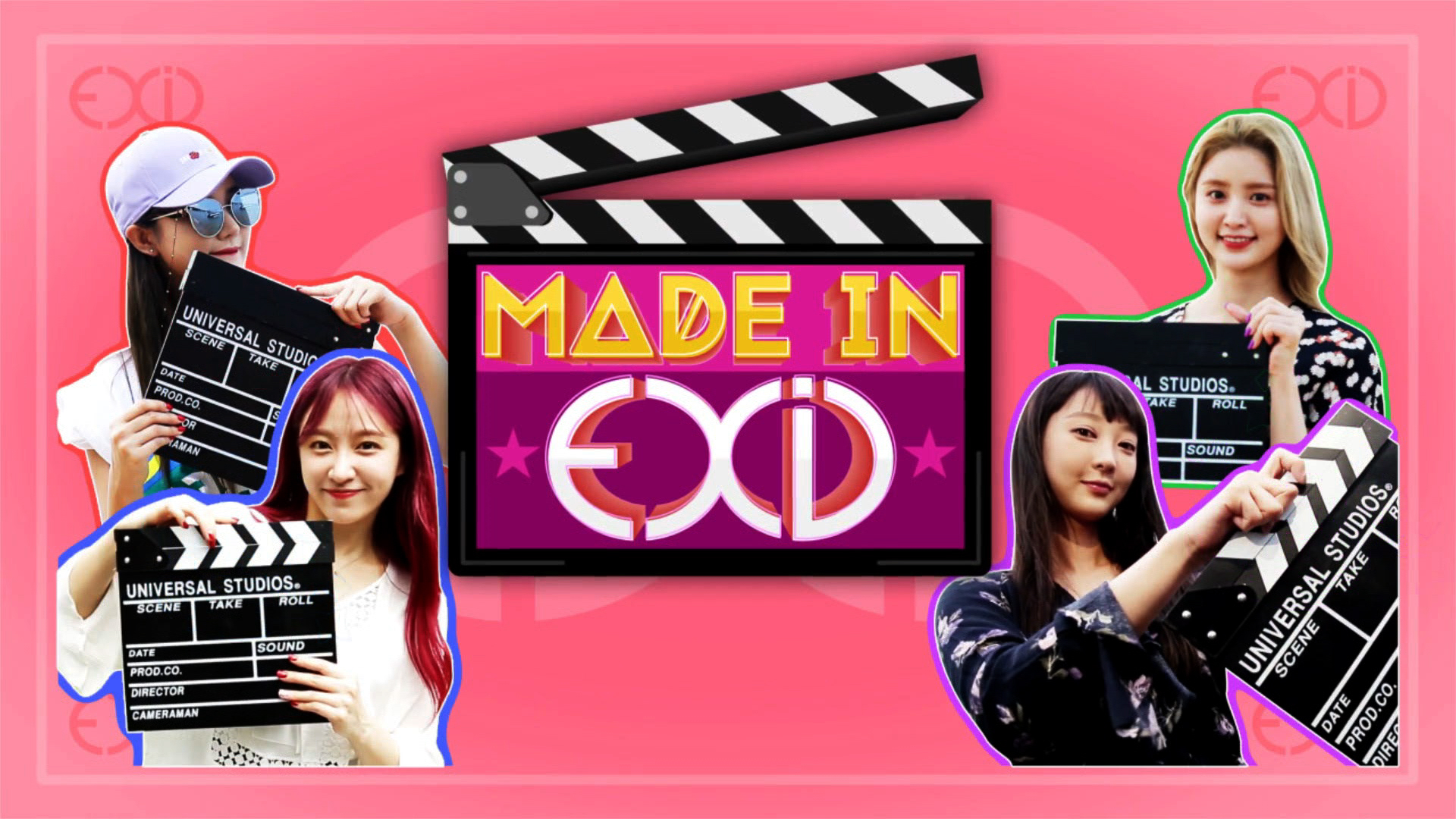 [MADE IN EXID]EXID EP1_PROLOGUE