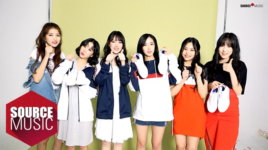 [Special Clips] 여자친구 GFRIEND X REEBOK 광고 촬영 behind