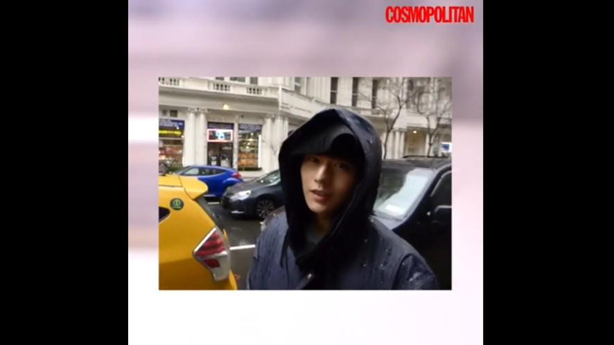[김동준] Dong Jun in New York 비하인드 #1.