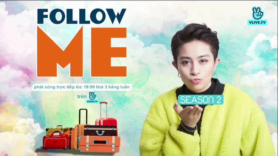 [Teaser] Follow Me season 2
