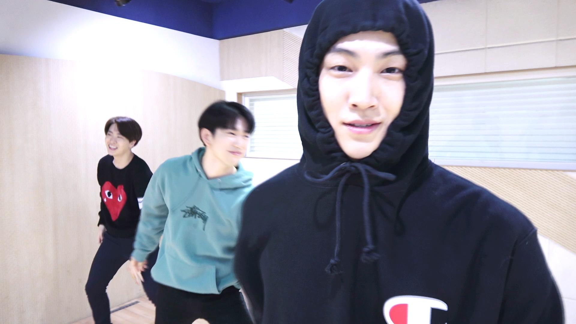 """GOT7 """"Look"""" Dance Practice (Boyfriend Ver.)"""
