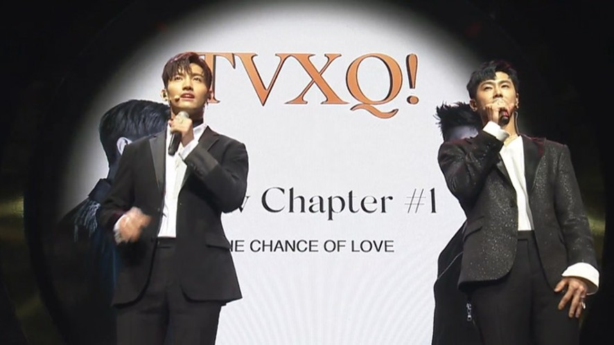 [FULL] TVXQ! Welcome Back Party : The Chance of Love