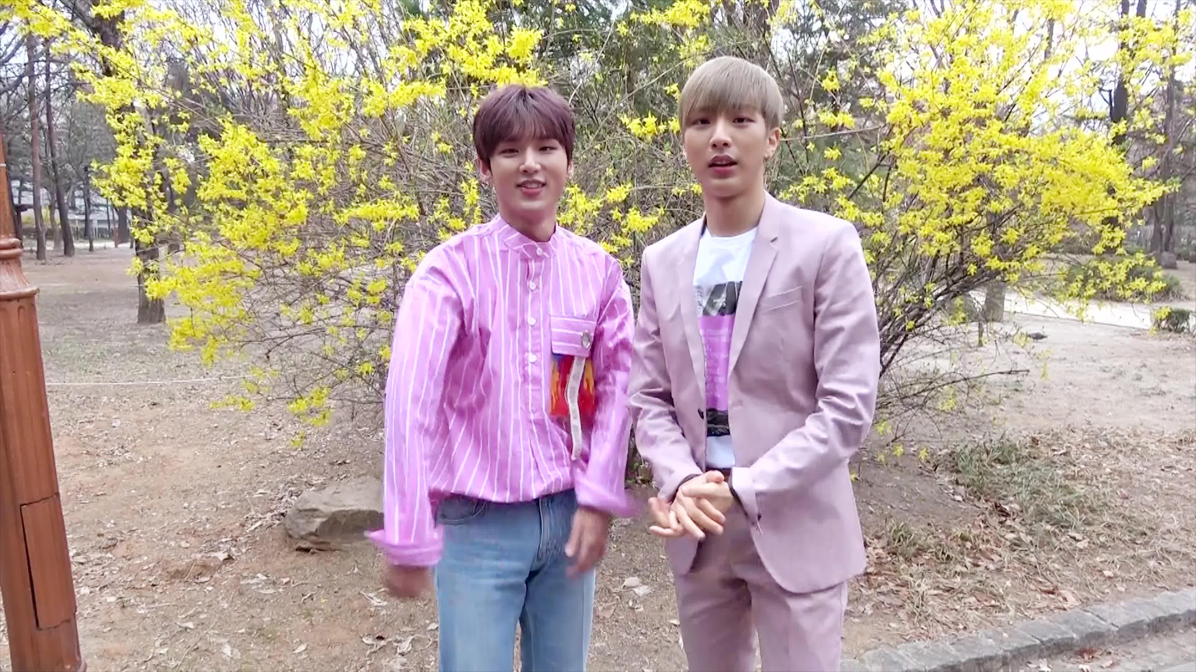 [♥ Mission] 건민X희도 하트 받을 준비 됐나요?