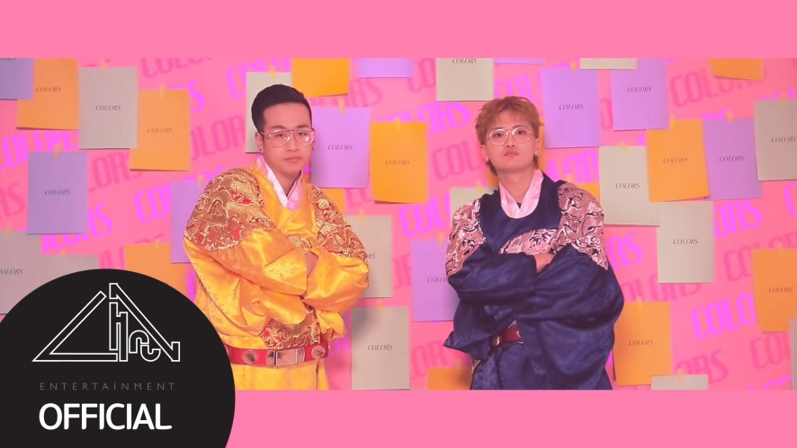 [MV] 다미아노(DAMIANO) - COLORS (Feat. UZUHAN)