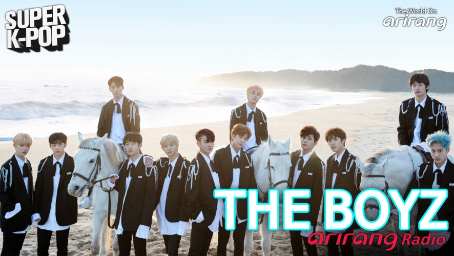 Arirang Radio (Super K-Pop / THE BOYZ)