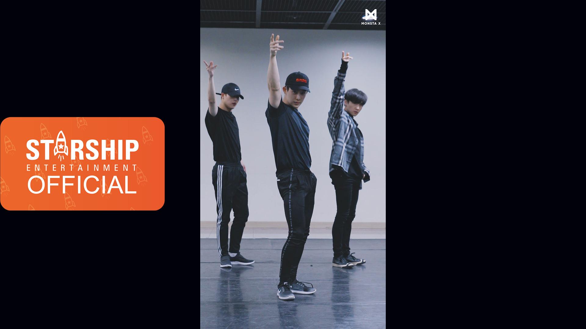 [WONHO][Dance Practice] 몬스타엑스 (MONSTA X) - 'JEALOUSY' Vertical Video