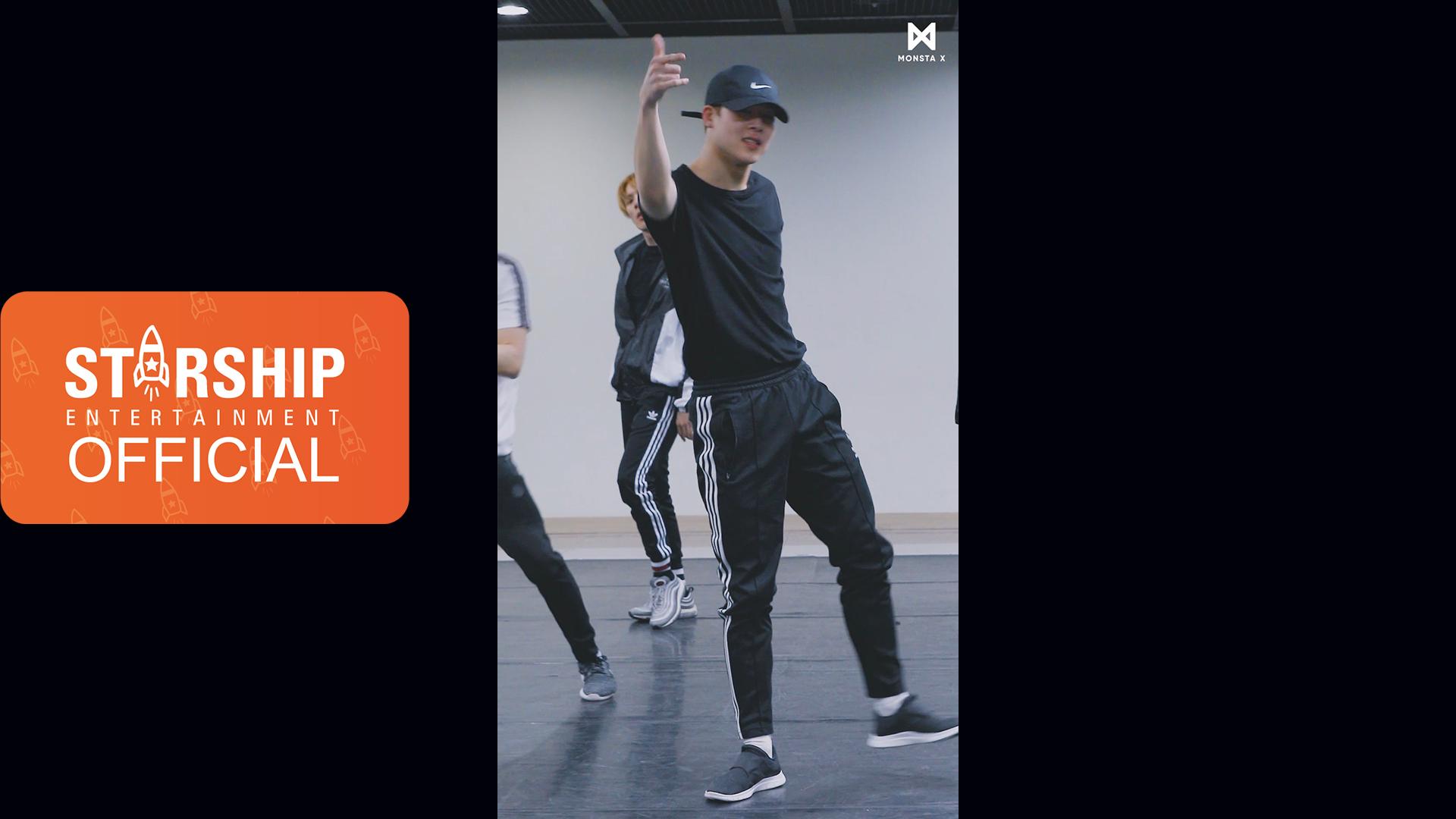 [JOOHEON][Dance Practice] 몬스타엑스 (MONSTA X) - 'JEALOUSY' Vertical Video