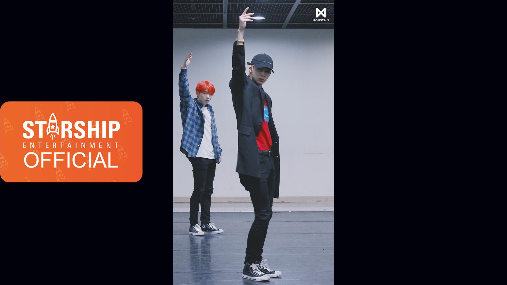 [HYUNGWON][Dance Practice] 몬스타엑스 (MONSTA X) - 'JEALOUSY' Vertical Video