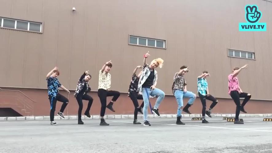 [VLIVE K-POP Dance Cover 2018] EXO - Ko Ko Bop by The Heaven Dance Team