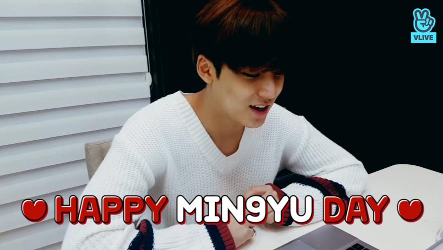 [SEVENTEEN] 해삐벌쓰데이 밍브로❗️❗️❗️(feat. 폭풍같은 남자들) (HAPPY MINGYU DAY)