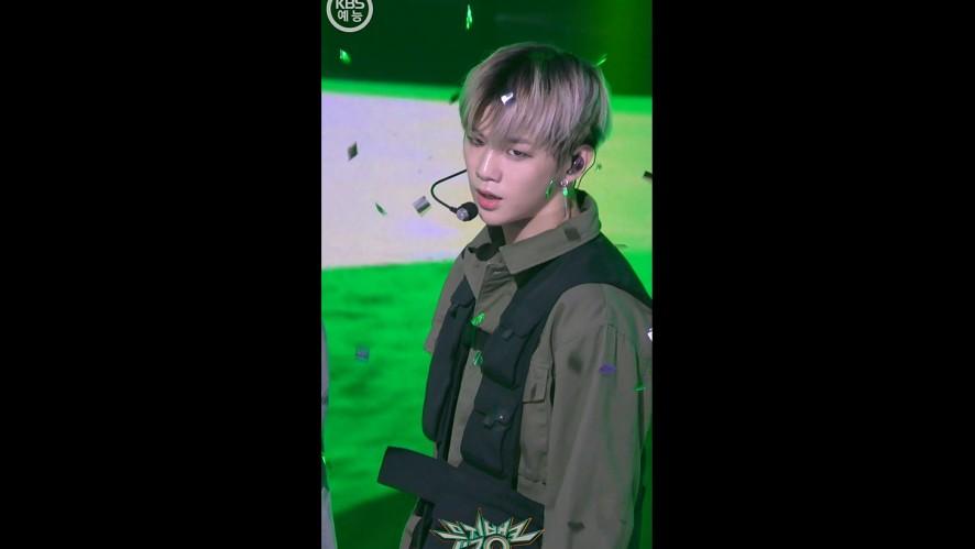 [뮤직뱅크 직캠 180406] 워너원_강다니엘 / 부메랑 [WANNA ONE_KANG DANIEL /  BOOMERANG / Music Bank / Fan Cam ver.]