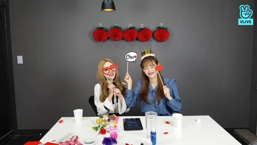[LOONA] 빵실즈 너무너무 귀여워 알알알알💕 (So cute Chuu& Go Won)