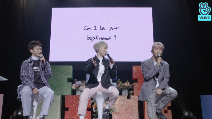 [FULL] 화요일은 첸백시! (EXO-CBX's Blooming Day!)