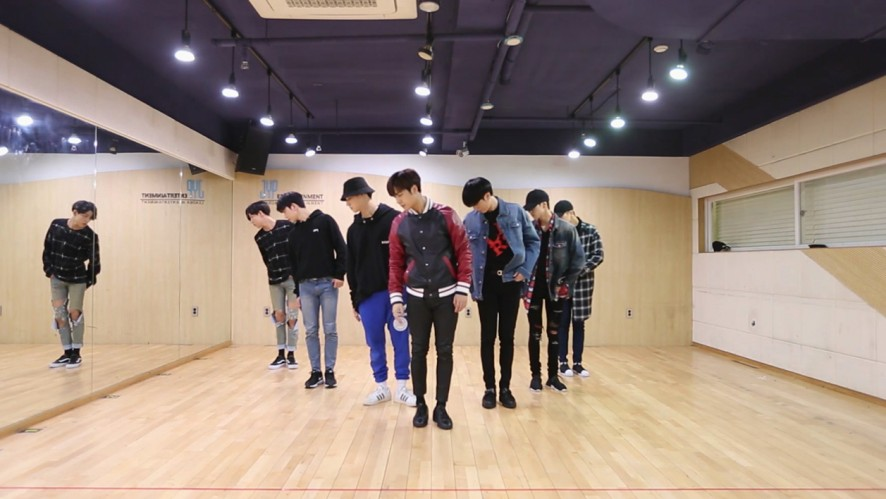 "GOT7(갓세븐) ""Never Ever"" Dance Practice (Unreleased Ver.)"