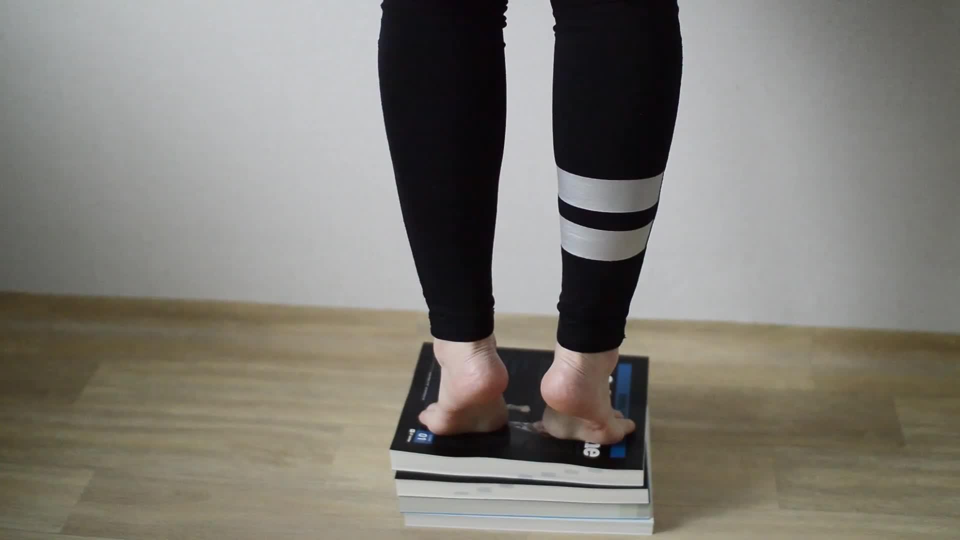 [1분팁]다리 얇아지는 운동