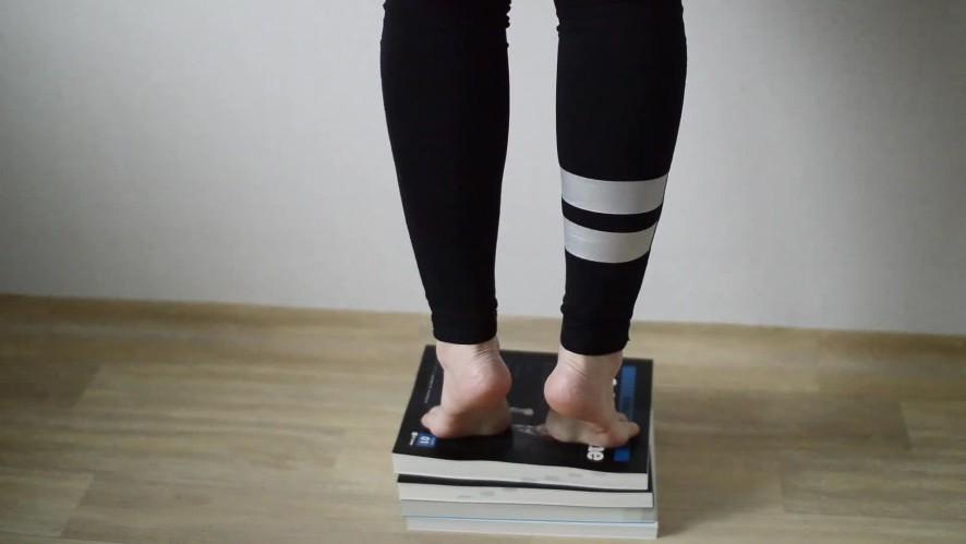 [1분팁] 다리 얇아지는 운동 Workout to get thin legs