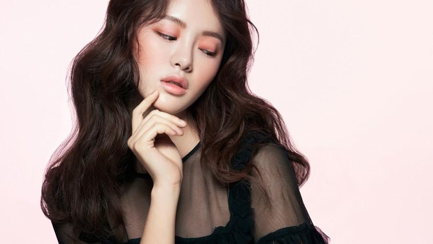 [EMMA BEAUTY 엠마뷰티 ] 금기녀(금요일을 기다리는 여자)  밤 벚꽃 메이크업  Night Cherry blossoms Makeup