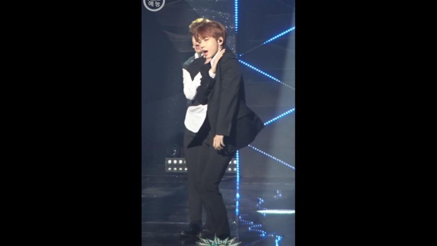 [뮤직뱅크 직캠 180413] UNB_기중 / 감각 [UNB_KI JUNG / FEELING / Music Bank / Fan Cam ver.]