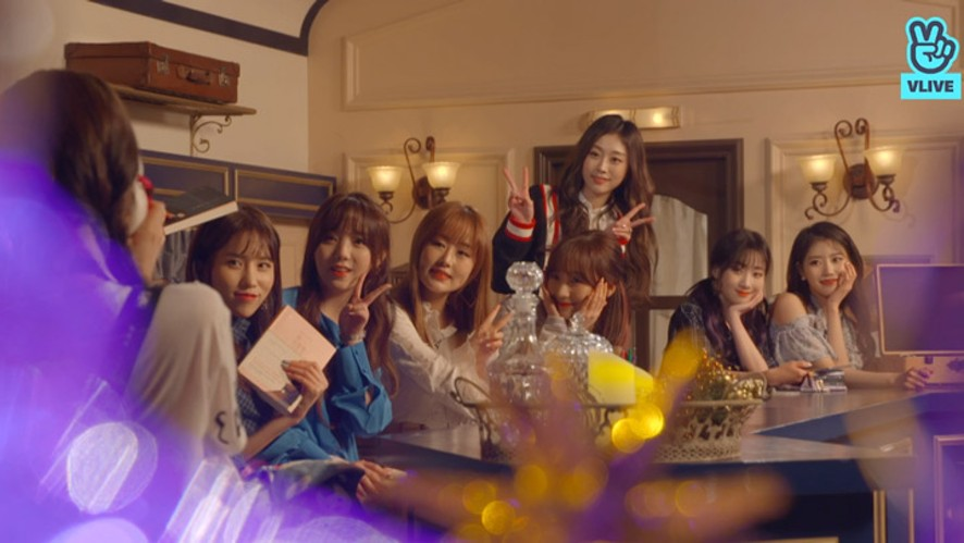[Full] Lovelyz​ X Happiness Train - 러블리즈의 행복행!