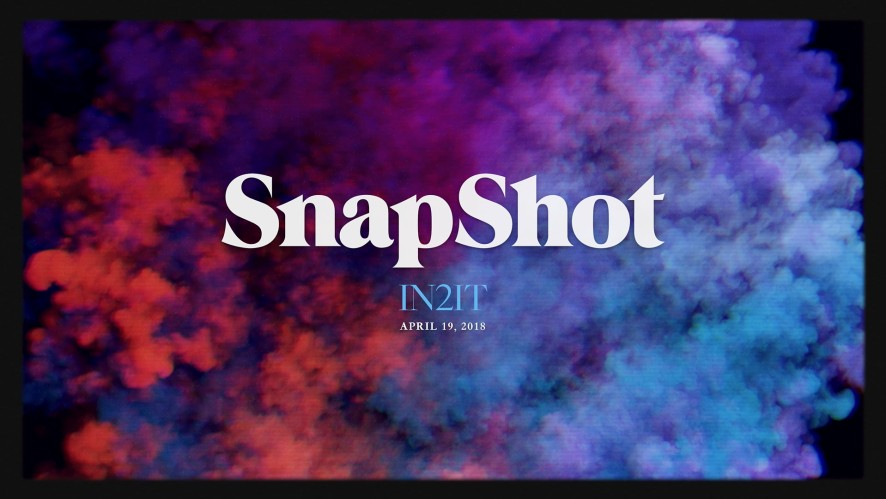 IN2IT 1st Single [SnapShot] MV Teaser 2