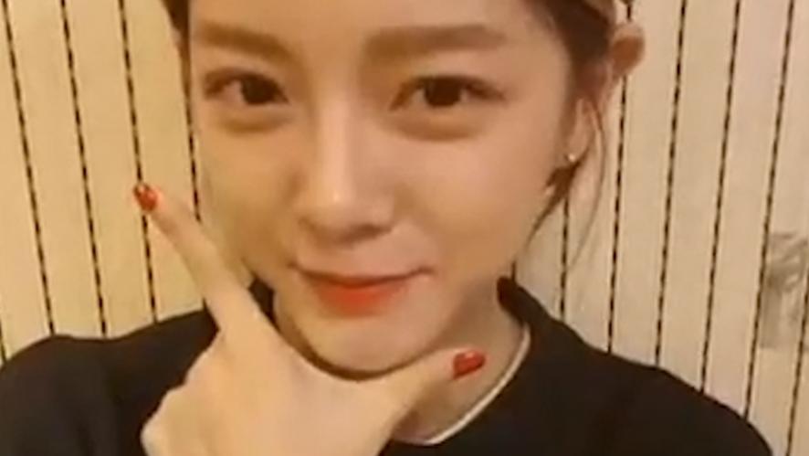 [gugudan] 잘생쁨귀 다 하는 김세정하는 사람이 일류다… (Sejeong singing song)