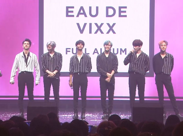 [FULL] VIXX 3rd Album [EAU DE VIXX] showcase