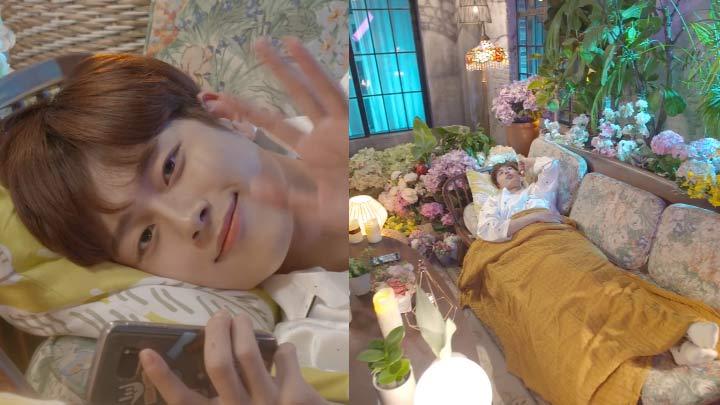 [full] YOO SEONHO X LieV - 유선호의 눕방라이브!