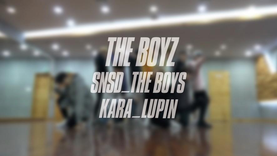 더보이즈(THE BOYZ) 'The Boys + Lupin' DANCE PRACTICE VIDEO