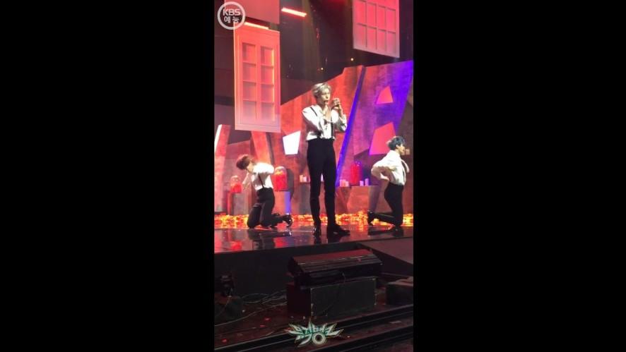 [뮤직뱅크 직캠 180420] 빅스_레오 / 향 [VIXX_LEO / SCENTIST / Music Bank / Fan Cam ver.]